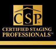 CSP Certified Home Stager